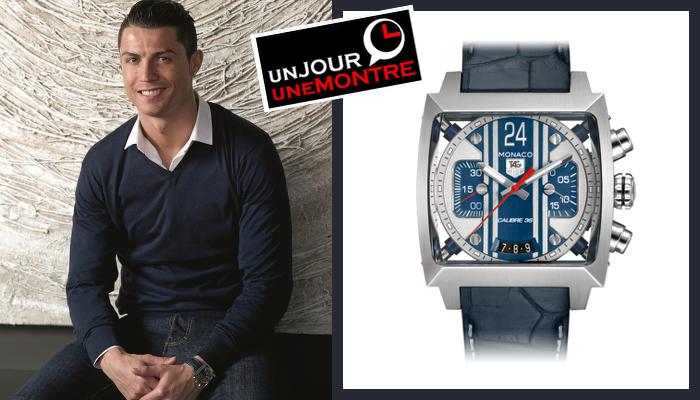 Celebrites_Cristiano_Ronaldo_TAG_Heuer_Monaco_24-relojesfalsos