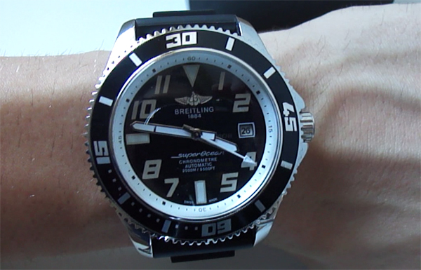 Replicas De Relojes Breitling Superocean