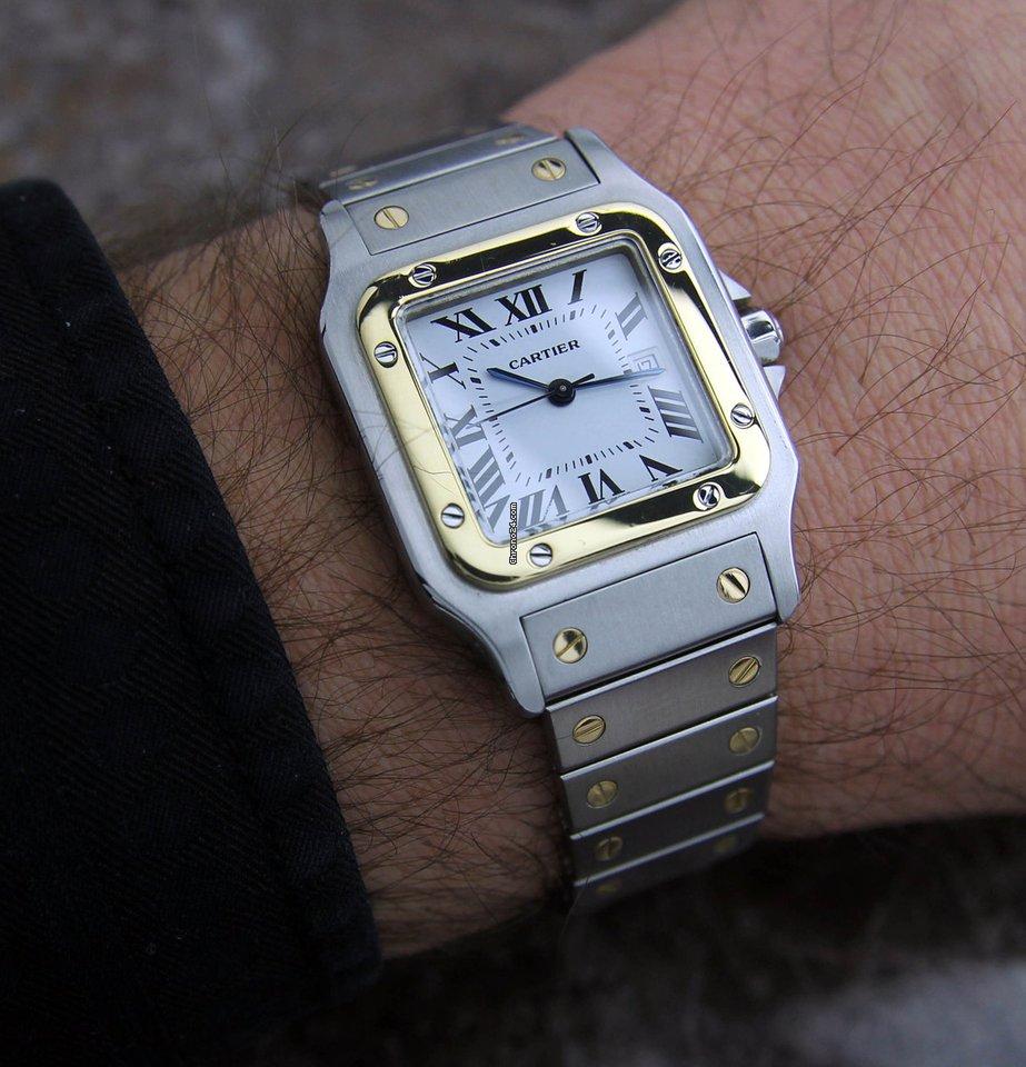 Cartier Santos Relojes De Imitacion Suizos