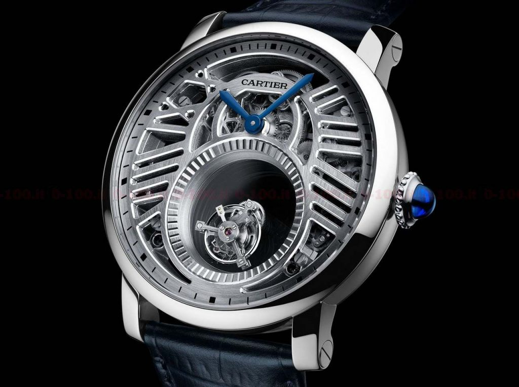 2018-Rotonde-de-Cartier-Skeleton-Mysterious-Double-Tourbillon-Limited-Edition-Réplica