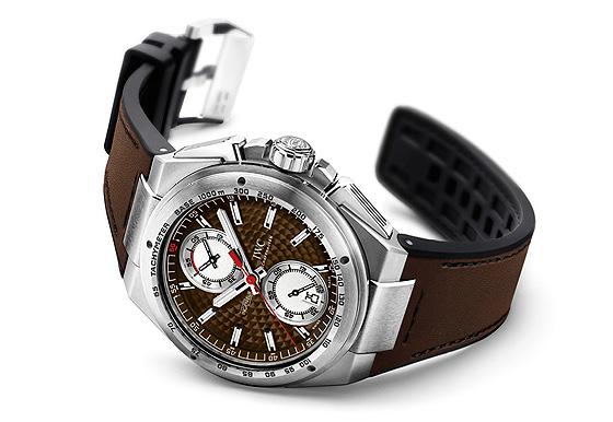 IWC Ingenieur Chronograph Silberpfeil Replicas De Relojes