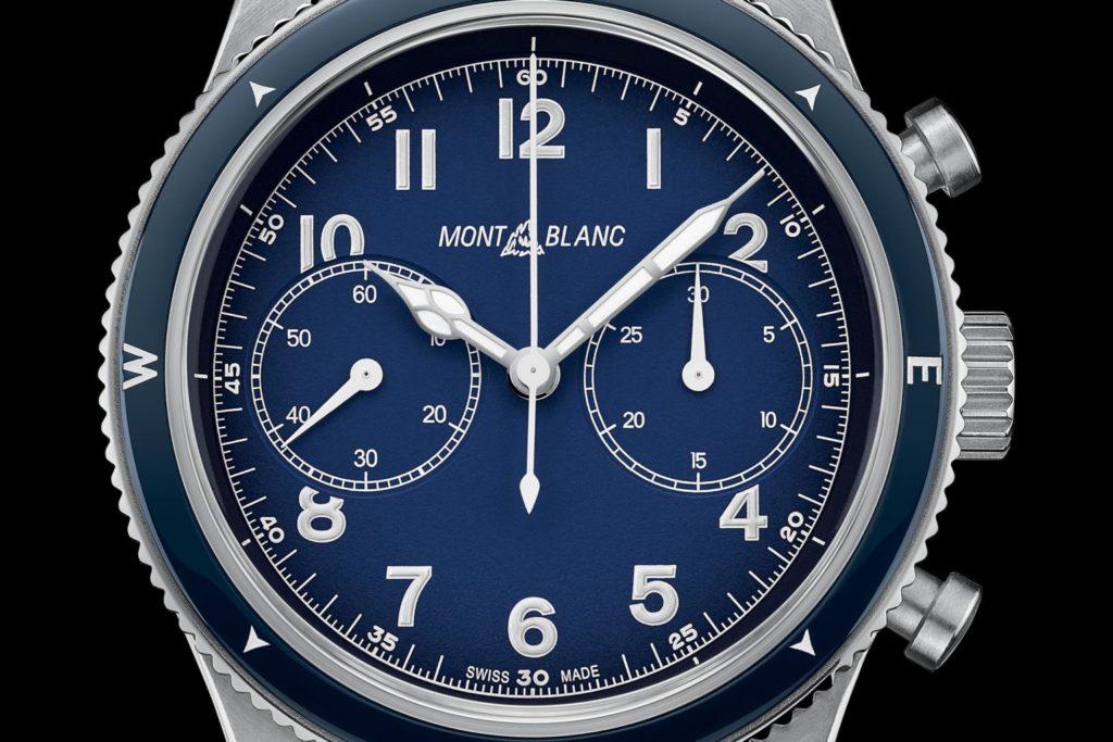 Montblanc 1858 Automatic Chronograph Replica