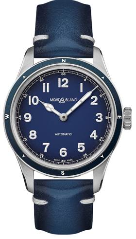 Montblanc Time Only 1858 Automatic Replica